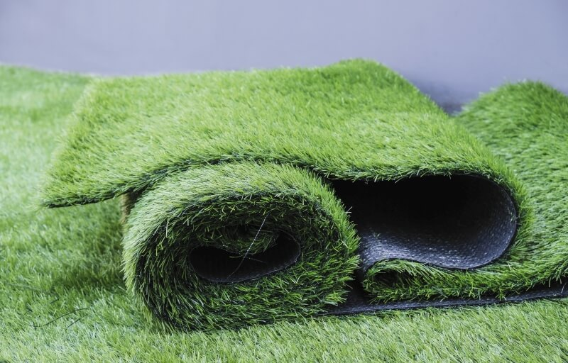 how to install grass turf terrace