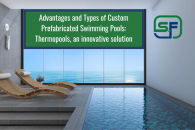 types of prefabricated pools
